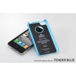 SGP iPhone 4 Case Ultra Thin Pastel Series [Tender Blue] (SGP06925)